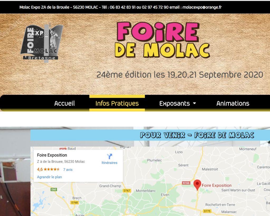 foire de Molac